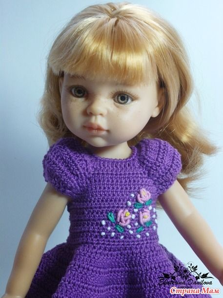 Весеннее настроение - Куклы Paola Reina и Nicoleta - Страна Мам