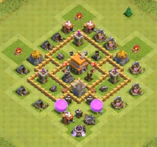 Best Th5 Base Layout 2019 10