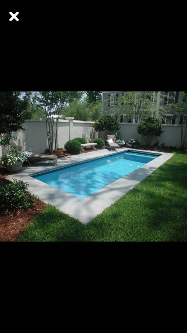 pin by rachel riggs on pool ideas piscina jardin patio con rh pinterest es