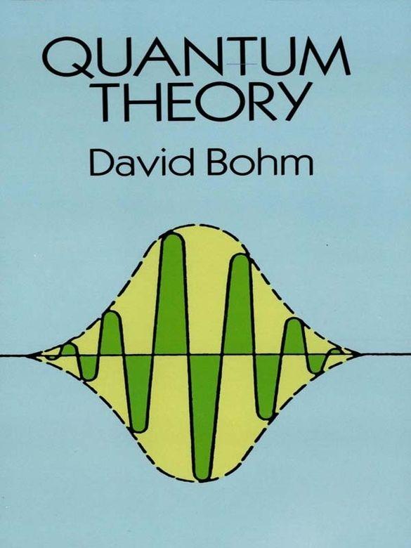 Quantum Theory Physics Books David Bohm Physics