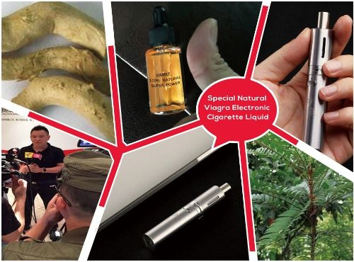 On Sep. 29th, 2015, KIMREE launched a new natural Tongkat Ali-based e-liquid. Preliminary experiments show that the e-liquid may enhance function in men.