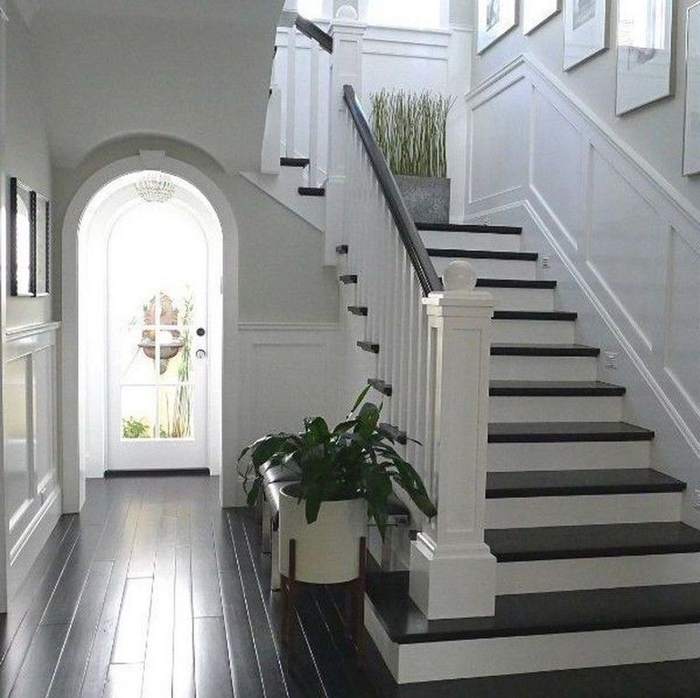 40 Trending Modern Staircase Design Ideas And Stair Handrails: 40+ Beauty Traditional Stairs To Inspire Yourself