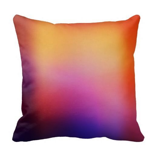 i really love to decorate with bright colored throw pillows such as