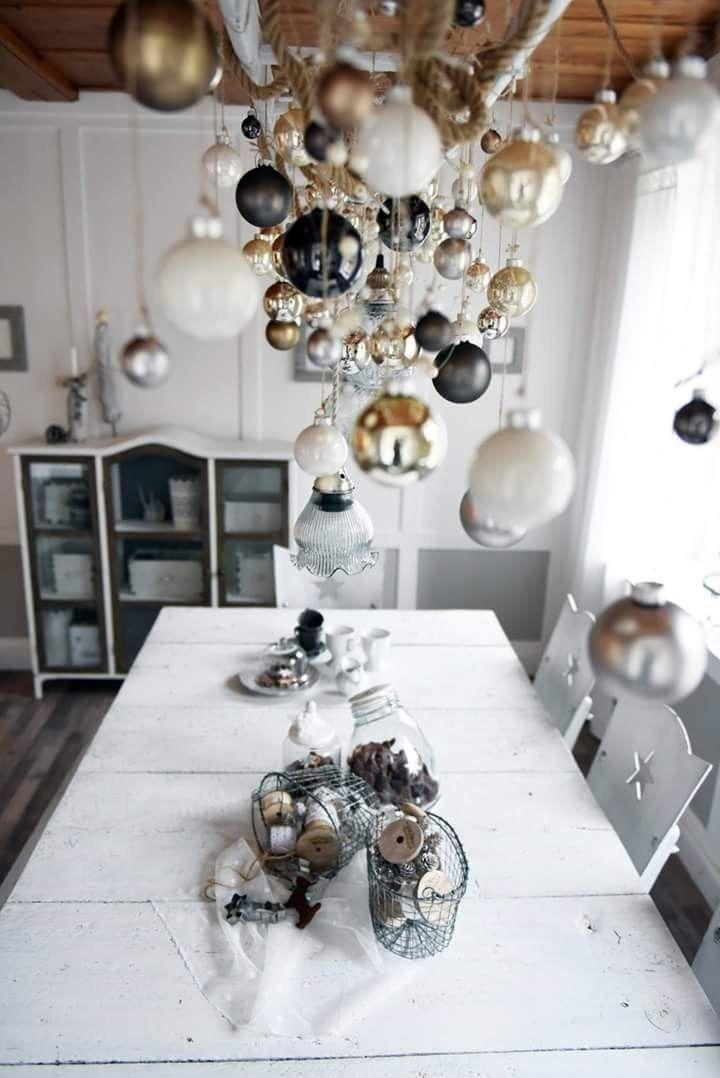 over the dining room table christmas pinterest christmas rh pinterest com