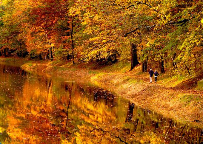 Explore Philadelphia And The Countryside S Beautiful Fall