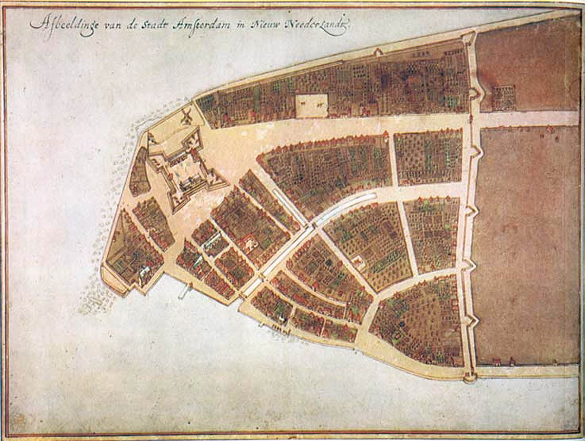 The Castello plan is the earliest