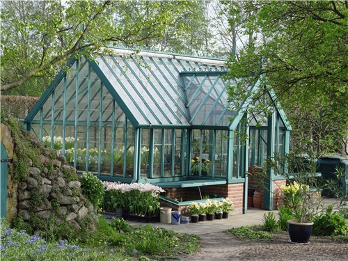 luxury greenhouse working home diy greenhouse large rh pinterest com