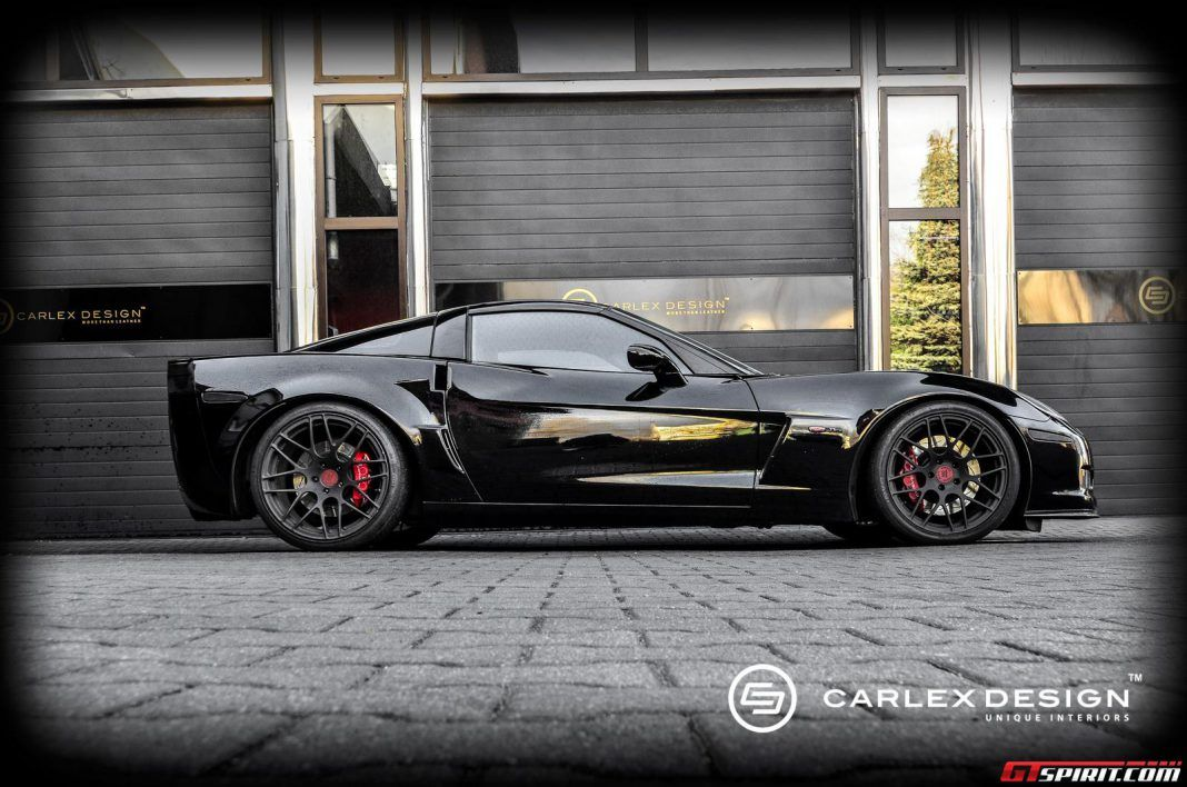 Official Chevrolet Corvette Z06 By Carlex Design Corvette C6