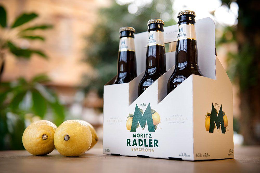 Moritz Radler La Cerveza Del Verano Con Imagenes Cerveza Con