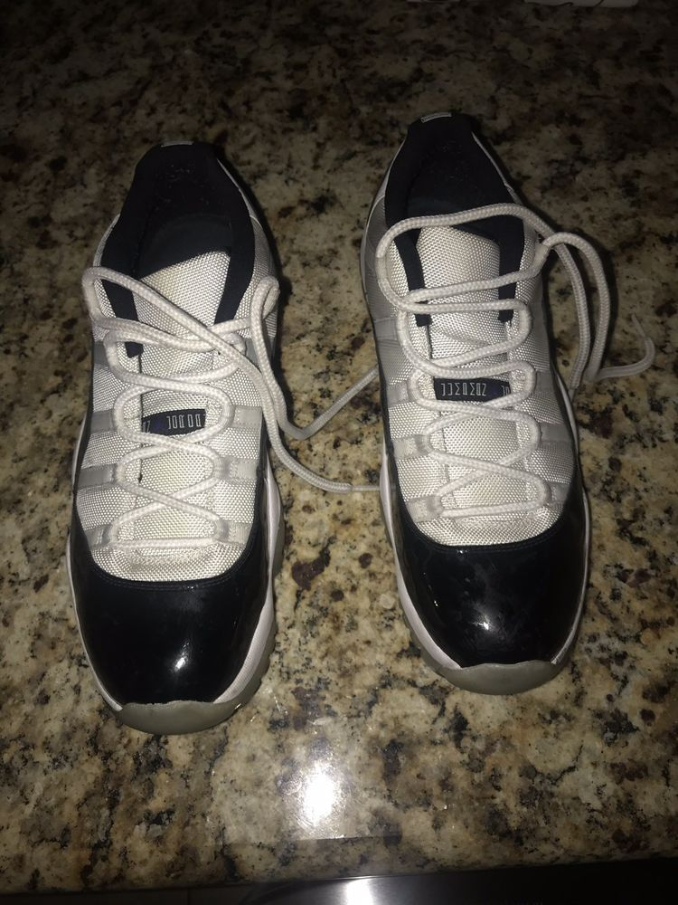 bf88c2b015b1 Jordan Concord Low Size 13 (Good Condition)  fashion  clothing  shoes   accessories  mensshoes  athleticshoes (ebay link)