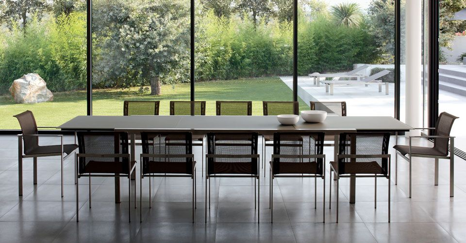 sifas usa expanding dining table sifas usa outdoor living rh pinterest com