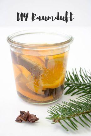 * 3 * Weihnachtsduft für die ganze Wohnung | ars textura – DIY-Blog