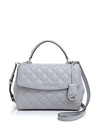 6bf070ffa6e8 Michael Michael Kors Ava Small Top Handle Quilted Satchel in 2019 ...