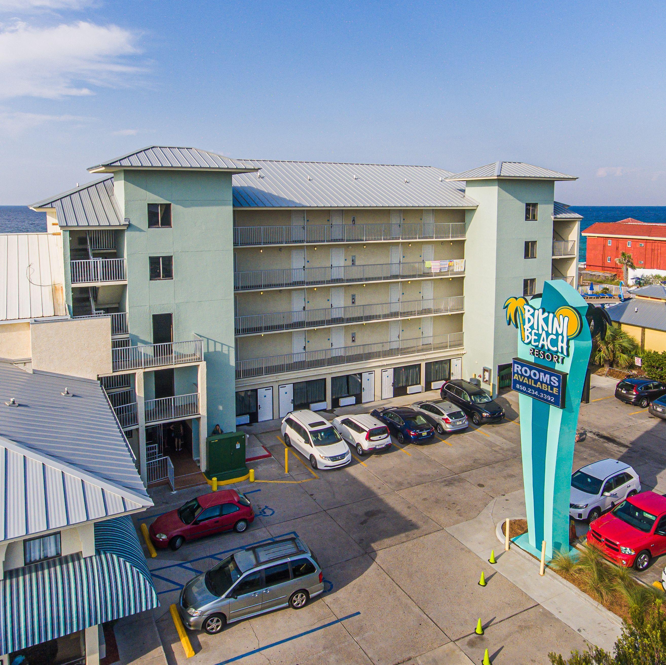 Enter To Win A Free Stay Bikini Beach Resort Panama City Beach Fl Panama City Beach