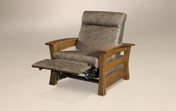 Amish Barrington Wall Hugger Recliner in 2018 PIECES OF US AND
