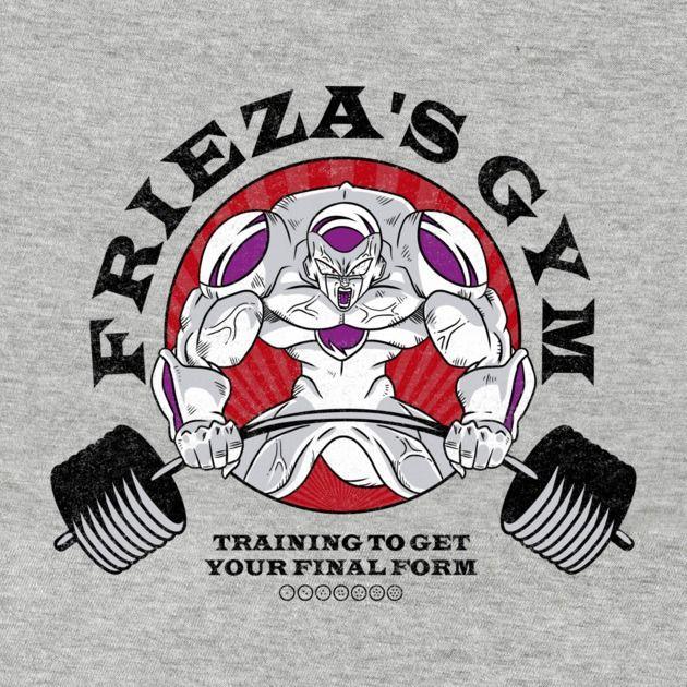 Frieza's Gym Dragon ball z, Dragon ball gt, Dragon ball