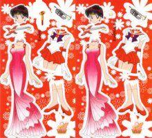 Sailor Mars Paperdoll by xuweisen
