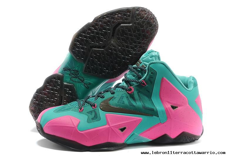 91609ca15513d best lebron 11 blue and pink under 50 586fb 4a0f7  cheapest nike lebron 11  mint green pink mens basketball shoes discount 4c569 b46f9