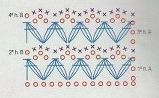 Pontos de Crochê Para Porta-Celular