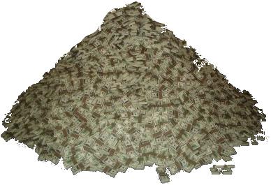 Pile Of Cash Giant Pile Of Cash Seo Marketing Learning Vudu