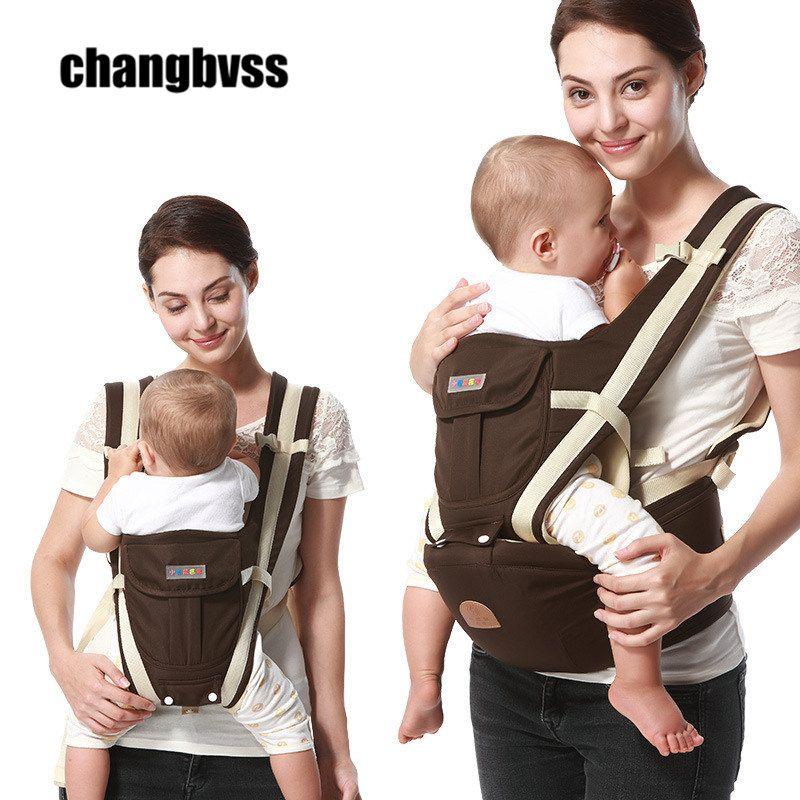 Breathable 3 48 Months Baby Carrier High Quality Baby Sling Mochila Infantil Ergonomic Kids Backpack Multifunc Portador De Bebe Mochila Ergonomica Bebe Canguro