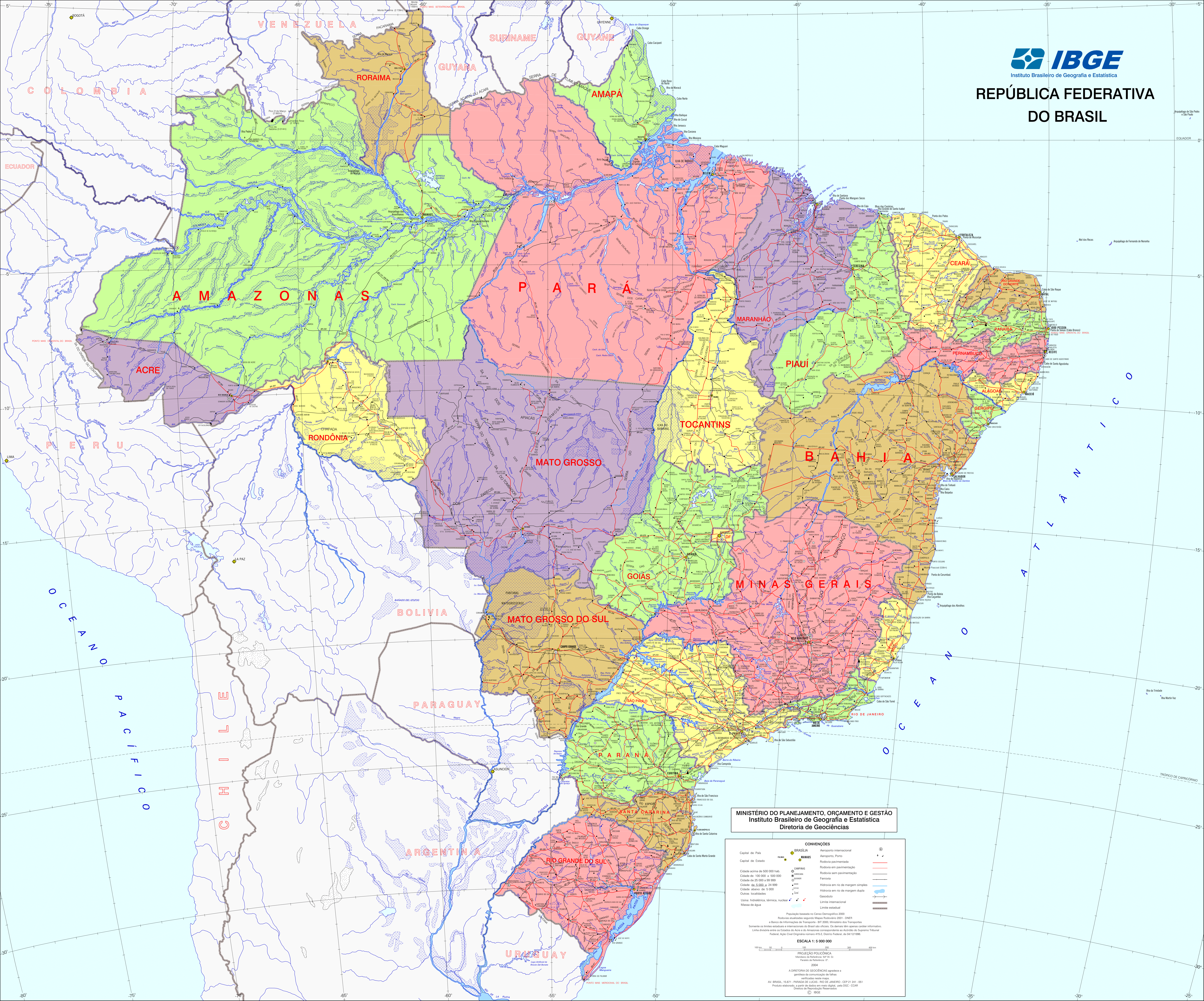 Map Brazil 84197003 Map Diagram Infographic