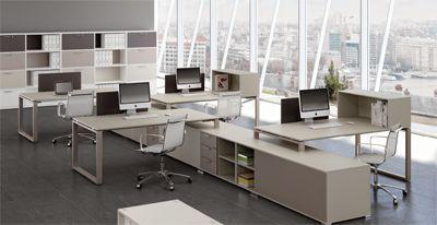 Modern Kantoor Interieur : Design bureau voor design kantoorinrichting modern