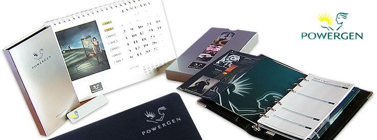 Design for print created by Nutcracker Design & Marketing for Powergen.