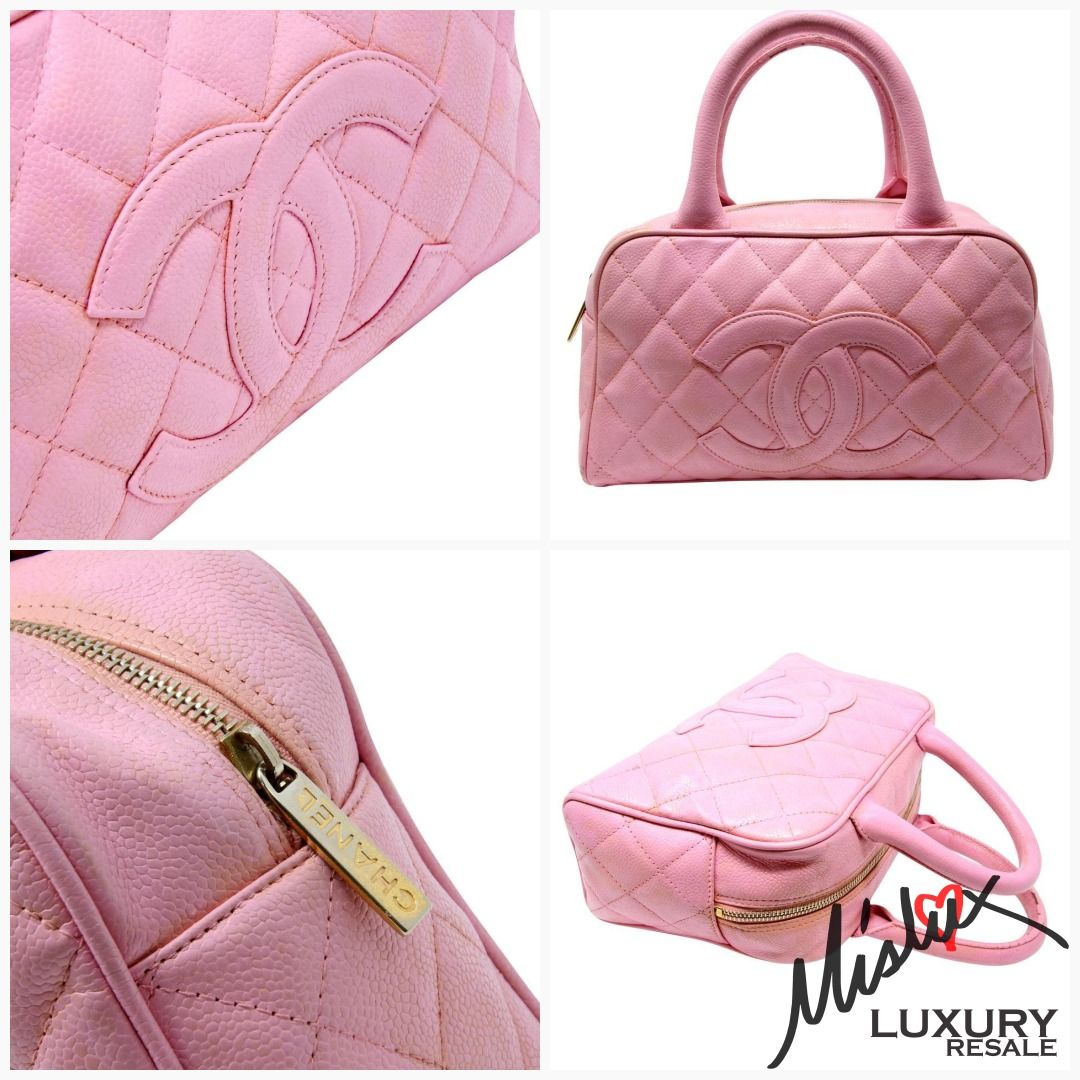 e8fdca92b79440 Chanel Caviar Quilted Leather CC Bowler Bag #minks4all #lahabra #downey  #mommyandme #womeninbusiness #dancemom #lvaddict #losangeles #lvlover  #girlboss