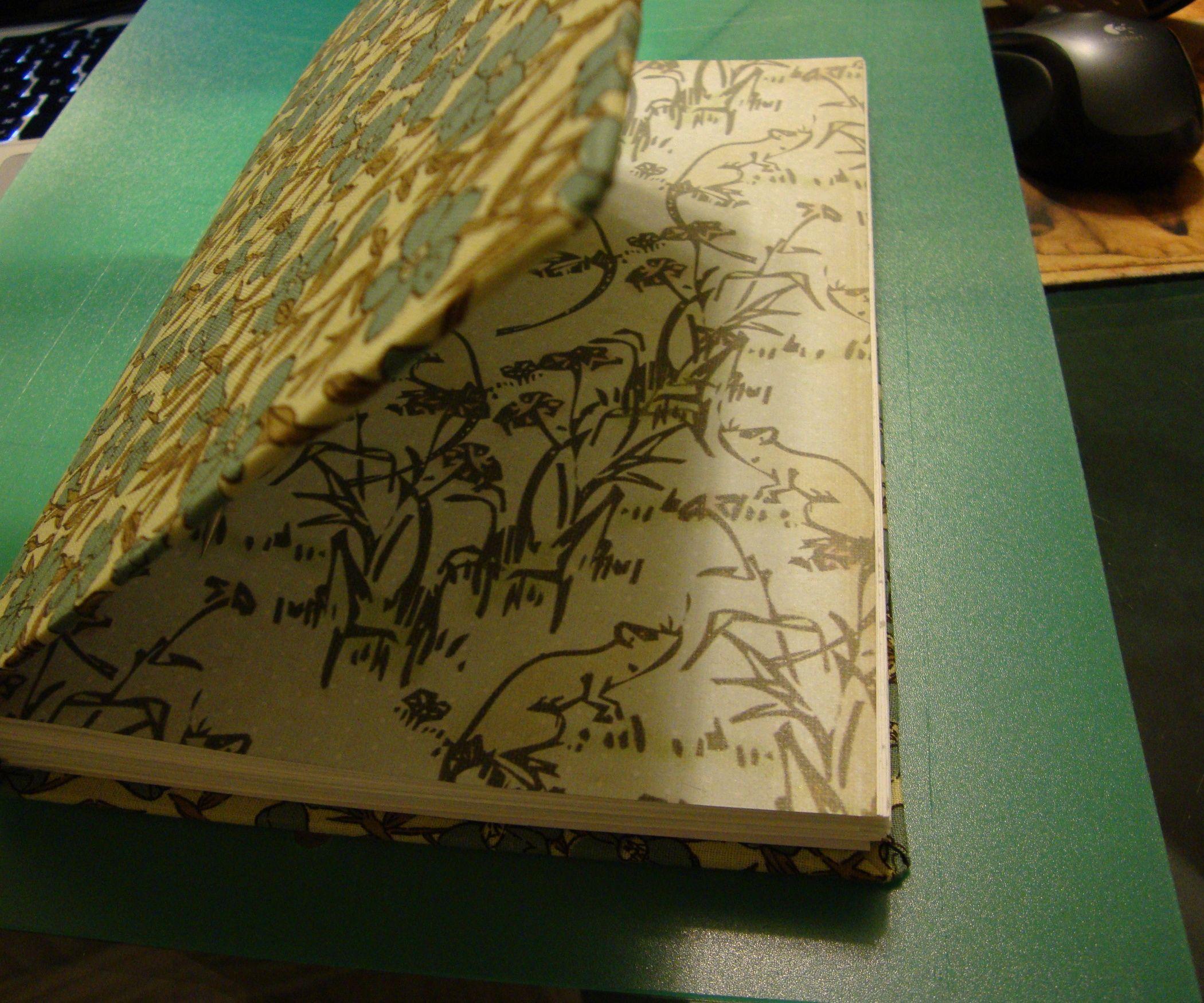 Bind your own book book binding methods woodworking