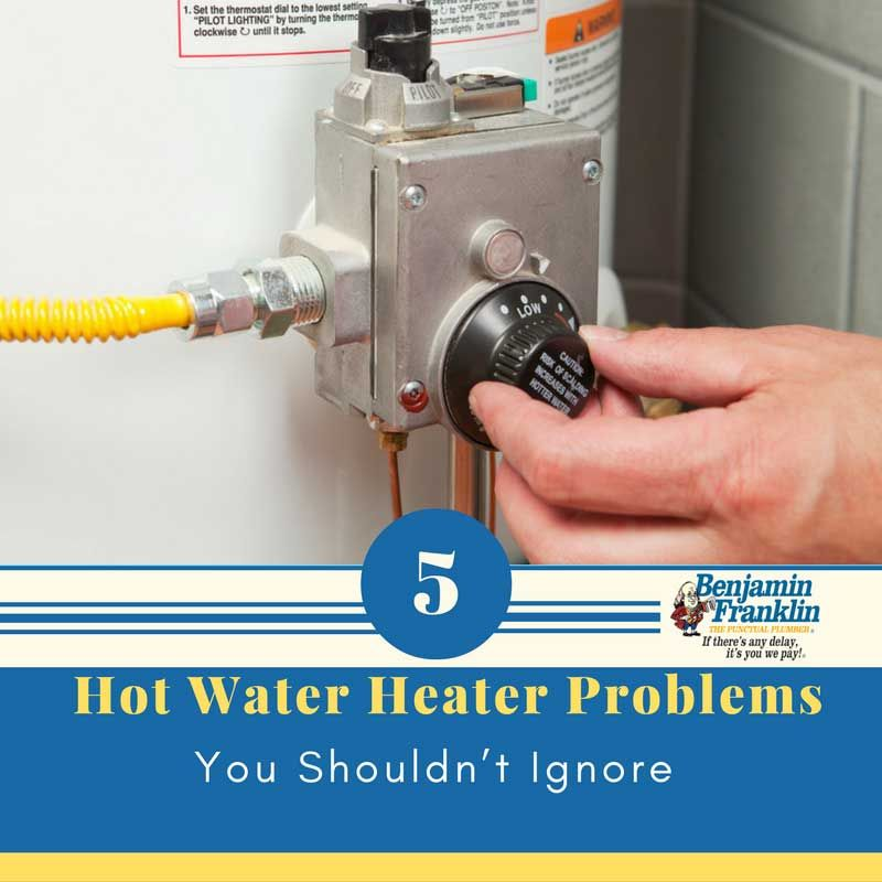 how to turn off hot water heater if leaking