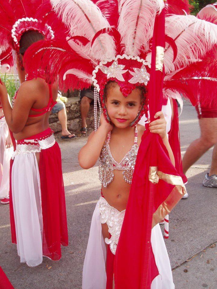 Carnival On Saba, Dutch Caribbean. Photo Credit: Suzanne