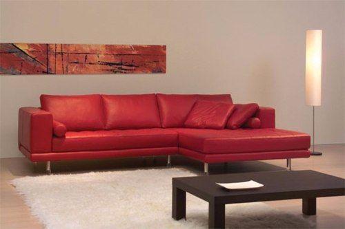 sofá 3 lugares + chaise várias cores e tecidos