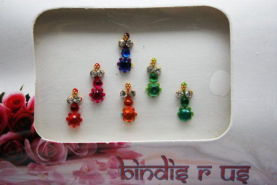 Indian Bindi for Face & Eyebrow Makeup.