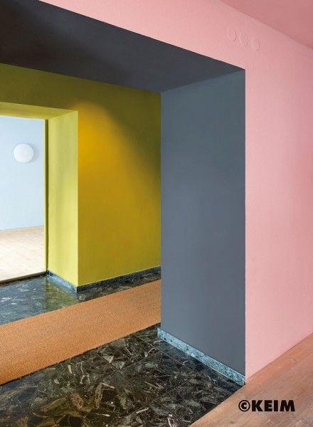 Perspektivwechsel Mit Le Corbusier Farben Le Corbusier Arch