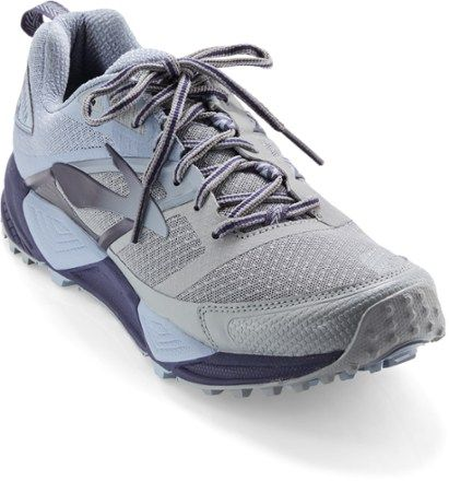 3facdf39354 Brooks Men s Cascadia 12 Mt. Rainier National Park Trail-Running Shoes