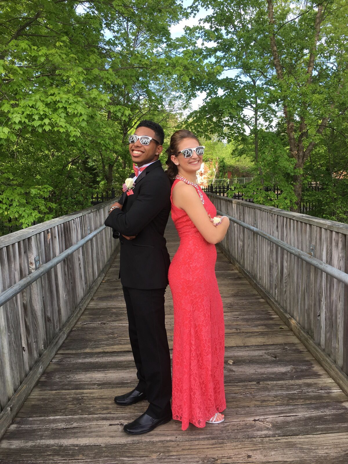 Prom poses, couple goals #Prom