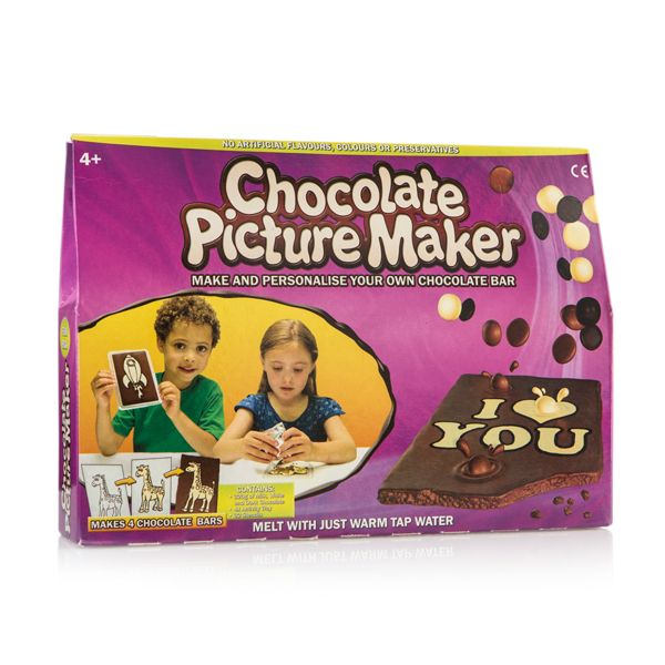 For lovers of chocolate, this is a very exciting gift. Not only can you make your own chocolate, you can customise and decorate as you like.