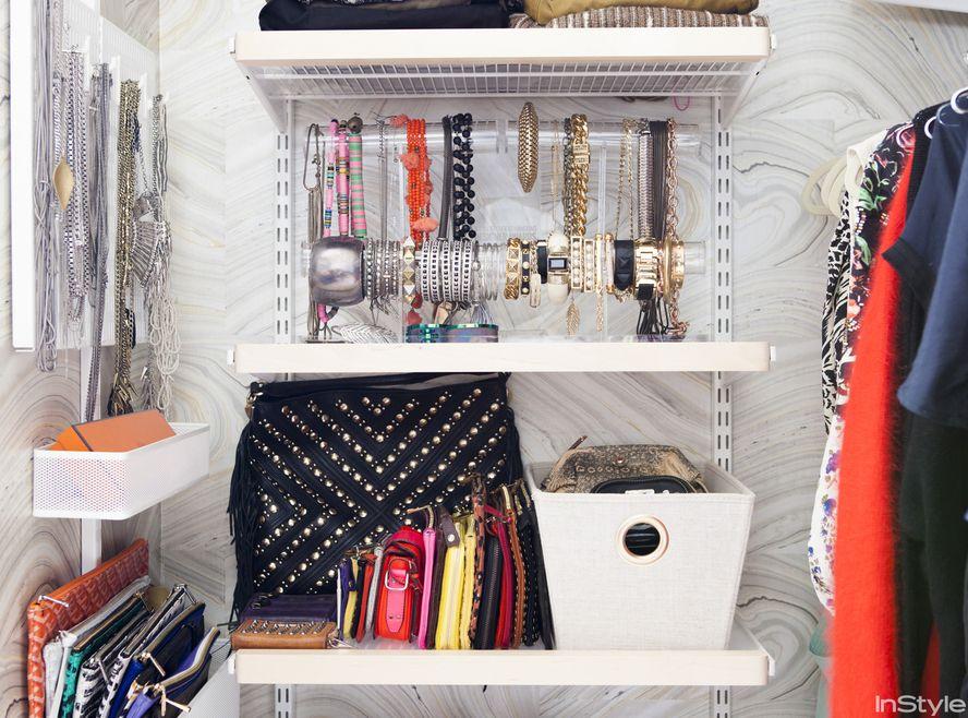 Superieur Take A Tour Of Rebecca Minkoffu0027s Stunning Closet In Her Brooklyn Home
