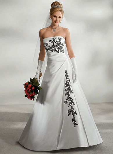 92e316daa Vestidos de Boda Bordados