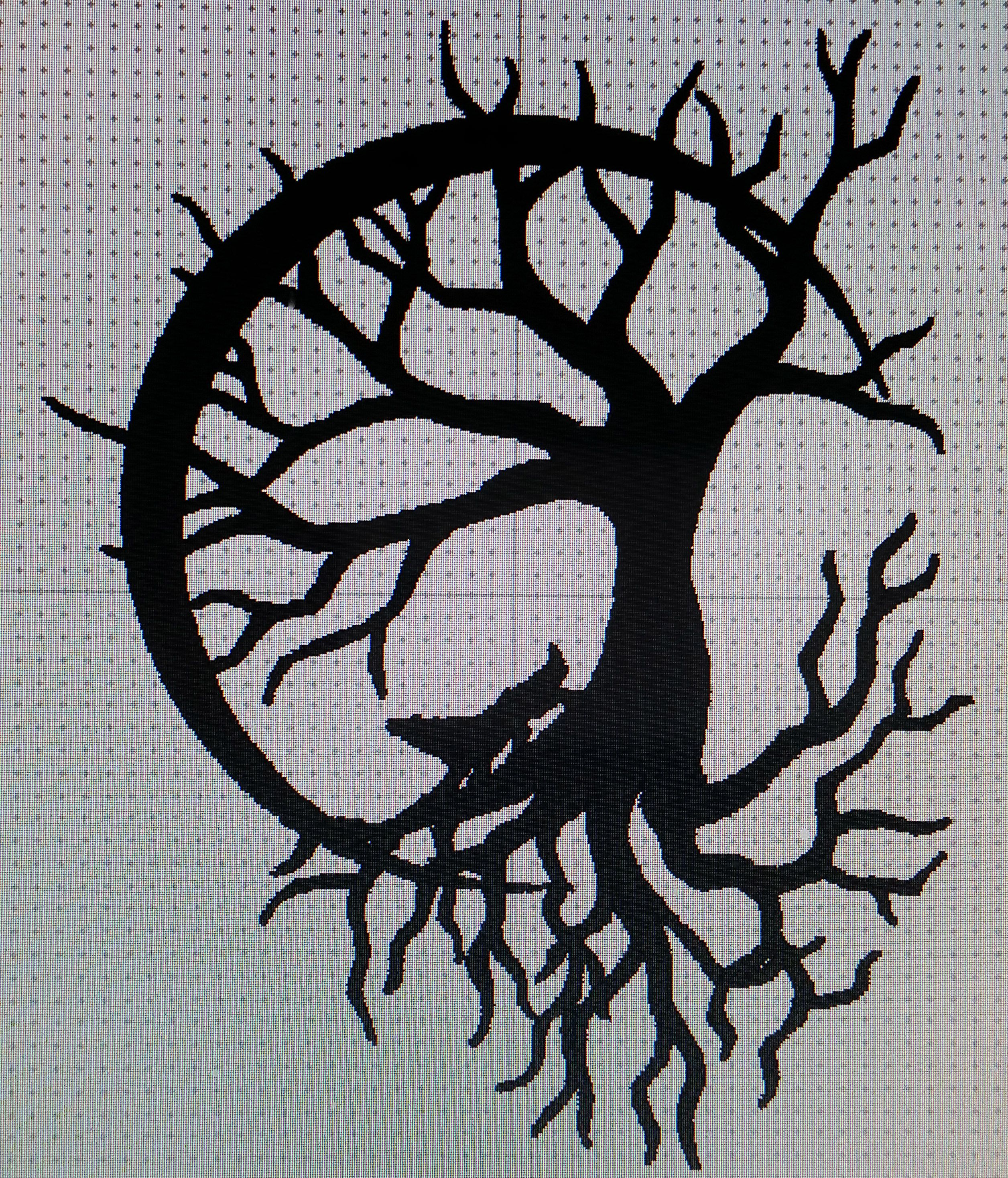 Wolf bay tree of life machine embroidery pattern design my own wolf bay tree of life machine embroidery pattern design bankloansurffo Choice Image