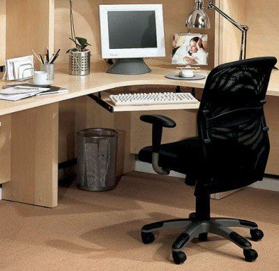 Jaycee 40 Inch Corner Desk By Jaycee 211 00 This 600 Series 40 Inches Corner Desk Is Made Of High Qual Home Office Furniture Kitchen Furniture Home Kitchens Computer desk 40 inches wide