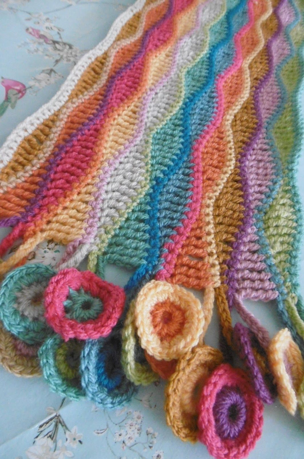 A blog about crochet, colour with lots of free patterns | Crochet ...