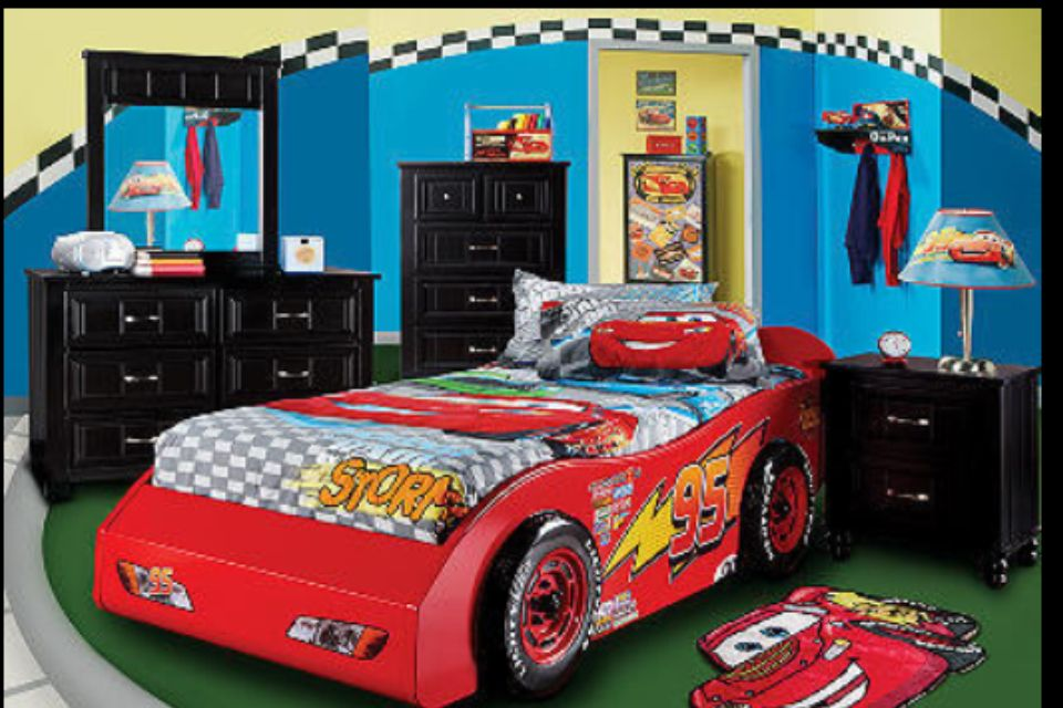 Best Boy Room Car Bedroom Disney Cars Bedroom Kids Bedroom 400 x 300