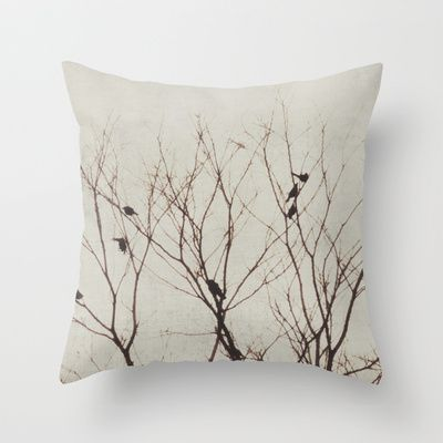 The Waiting Throw Pillow By Beverly Lefevre Society6 Pillows Throw Pillows Threw