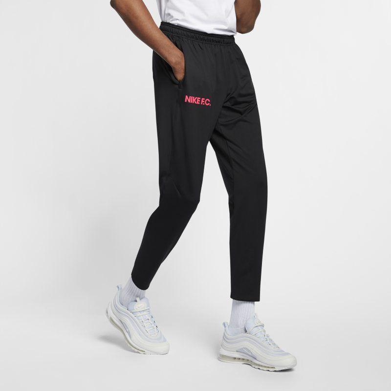 Nike F.C. Dri FIT Squad Men's Football Pants Black