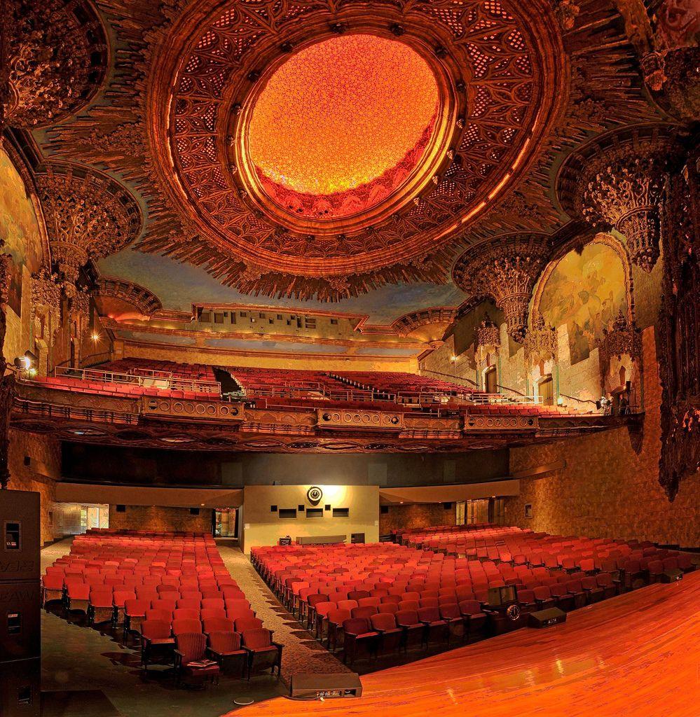 United Artists Theatre, Los Angeles Театр