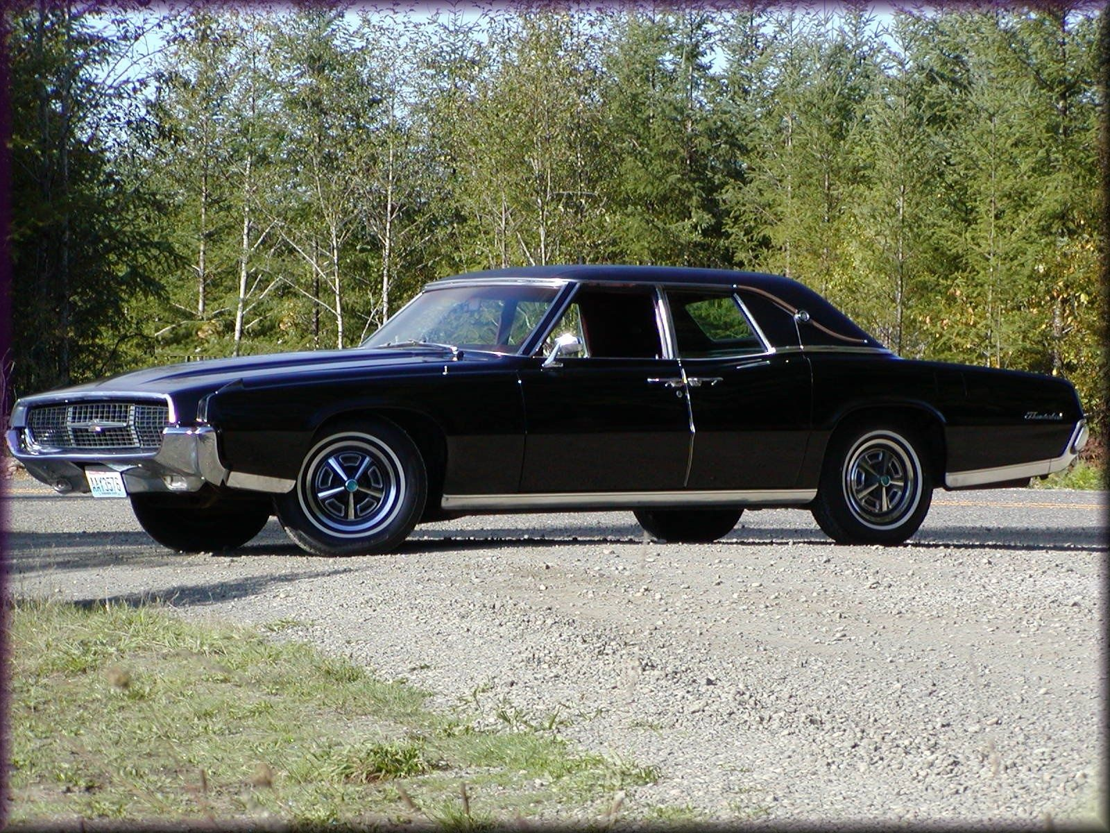 1967 Ford Thunderbird Maintenance of old vehicles: the material ...