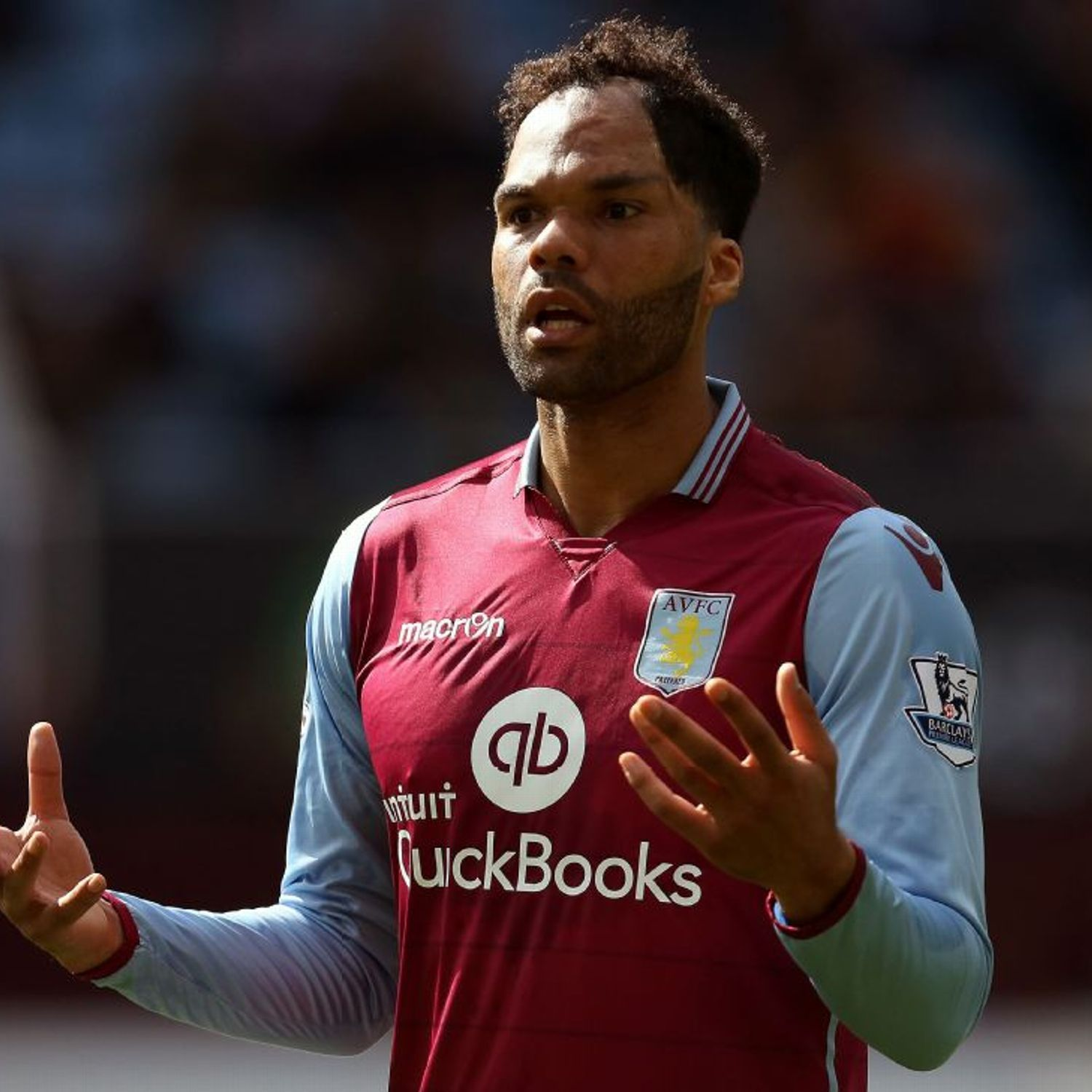 Rangers Target Joleon Lescott On Free Transfer From Aston Villa Report Soccer Team Espn Soccer
