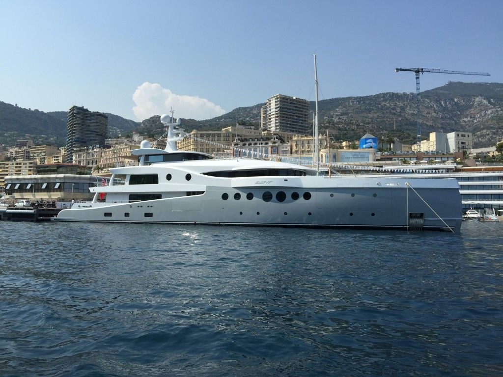 �event� 60m private yacht for sale built by amels yachts